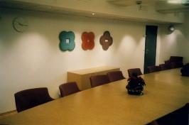 3 wall objects